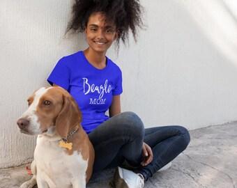 Customized Dog Breed Ladies' Crewneck T-Shirt - Customize Your Shirt with Dog Breed!
