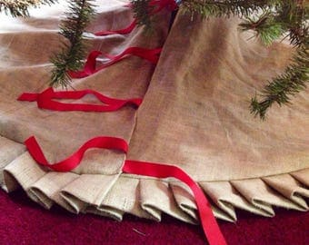 Christmas Tree Skirts Etsy