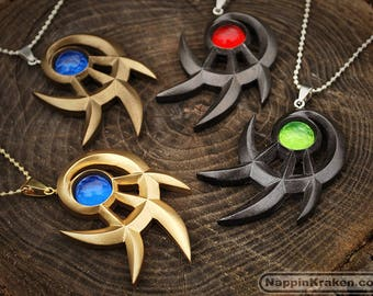 Spires of Arak Arakkoa Charm Necklace Pendant