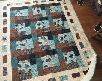 Coffee  or tea cup quilt