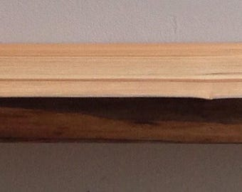 Live edge shelf no. 206