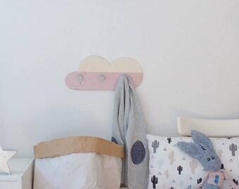 Wall Hook For Girl Rose Gold Nursery Decor Teen