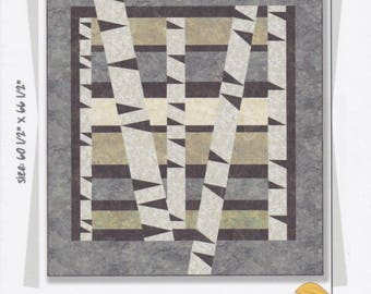 Winter Woods, Tamarinis, Quilt Pattern, Trees, DIY Quilt Pattern