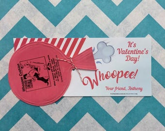 Set Of 12 Whoopee Its Valentines Day Kids Valentine   Personalized Whoopee  Cushion Valentine