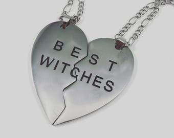 Best Witches Matching Necklace Set