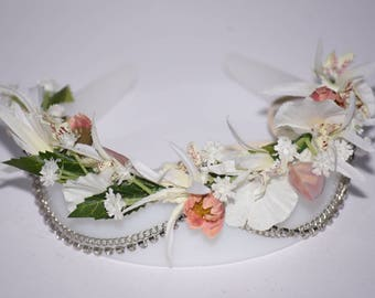 Anklet Pastel Flowers
