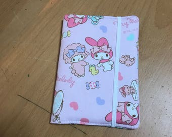 My Melody Limited and friend passport cover