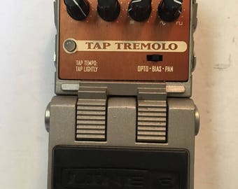 Line 6 Tap Tremolo (Module Only) Tremolo Guitar Effect Pedal..FREE shipping !!!