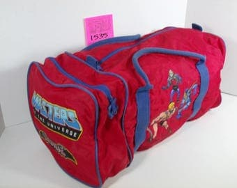 1980's Masters of the Universe-The Evil Horde-Nylon Duffel Bag