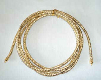 Wonder Woman Lasso Costume Accessory Golden Lasso of Truth  New thicker version