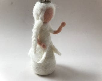 Princess.Fairy tale .Doll,Story,Felted. Waldorf