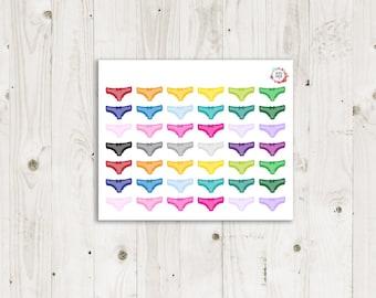 Underwear Stickers  - ECLP Sticker