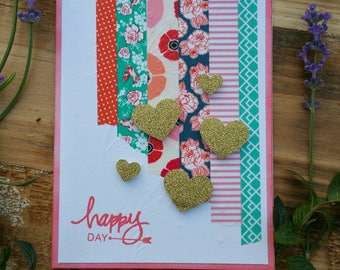Friendship/Just Because Card