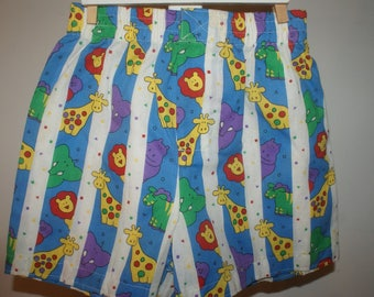 Party animal boxer,short,underware for kids
