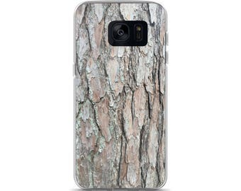 Pine Tree Printed Samsung Case