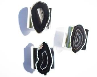 Custom Bracelet - Custom Statement Jewelry - Custom Agate Jewelry