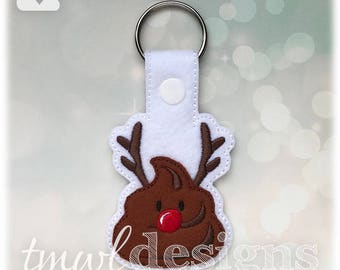 Rudolph Shh Key FOB Digital Design File
