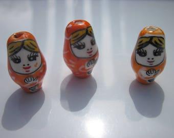 1 Pearl doll Russian porcelain 2,2cm (6).
