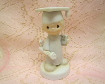 """1980 Precious Moments  """" The Lord Bless You and Keep You """" Enesco  E4720"""