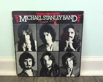 "Michael Stanley band ""Greatest Hints"" vinyl record"