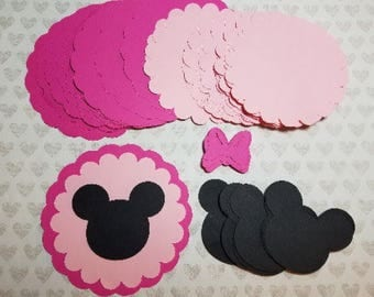 Minnie Mouse Party Decorations.    #R-25