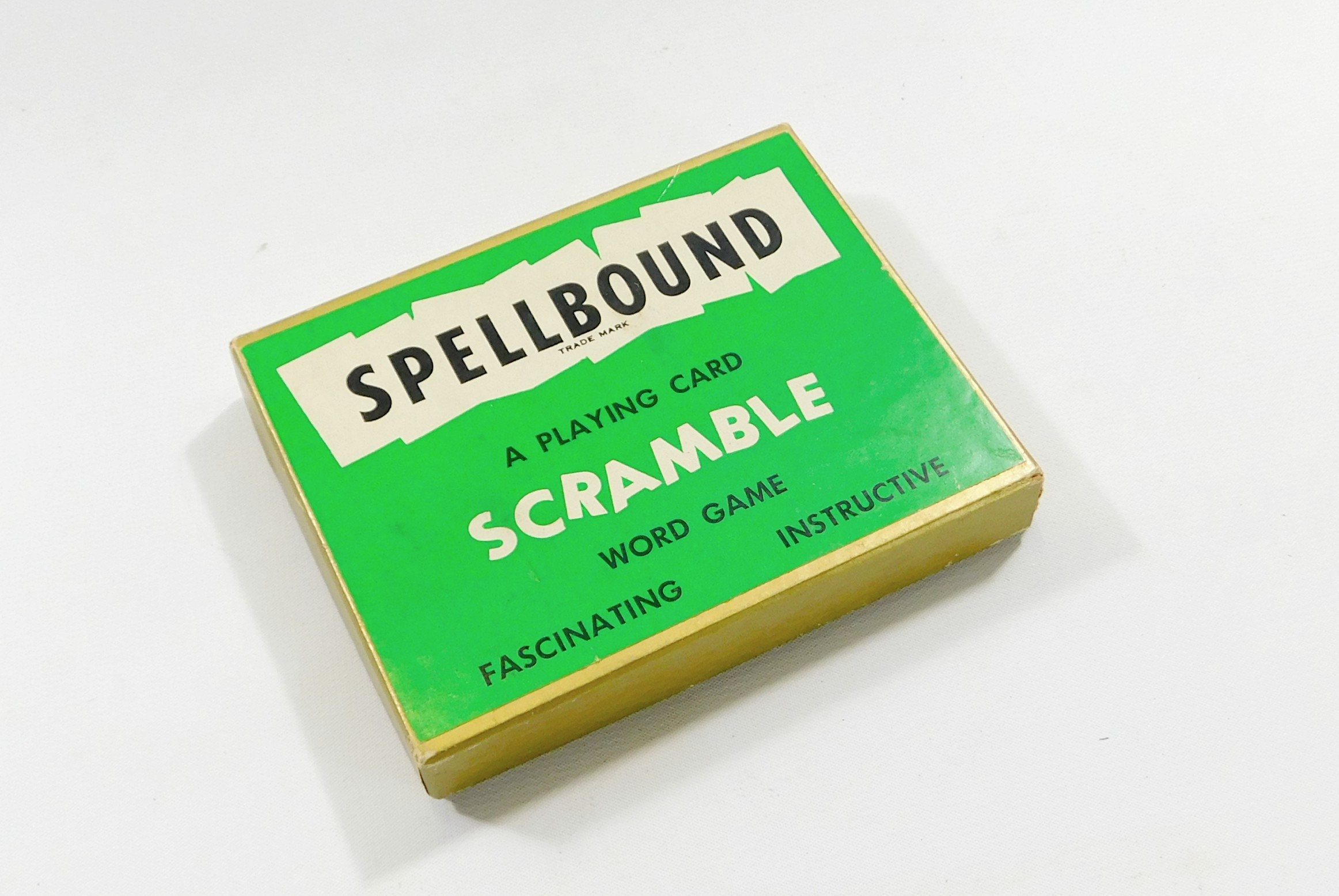 spellbound card game
