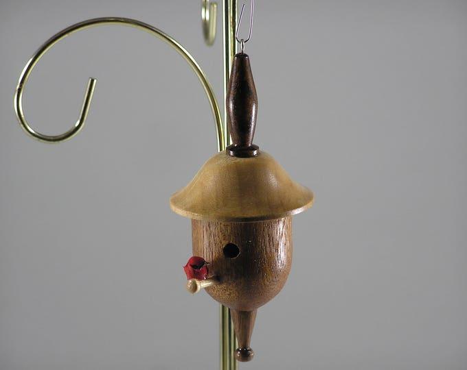 Birdhouse Christmas Ornament #7