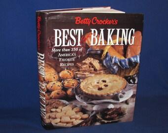 Betty Crocker's BEST OF BAKING 1997