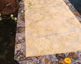 The Polar Express Table Runner