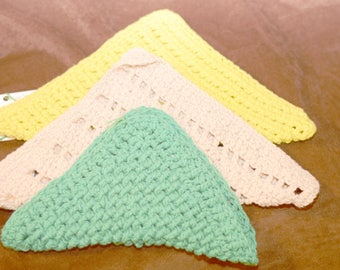 Wash Cloth Set of 3