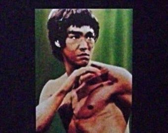 1974 Yamakatsu #36 Bruce Lee [] Rookie RP [Japan Towa] Enter The Dragon