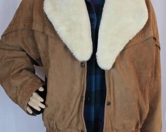 Thinsulate adventure bound bomber jacket