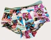 Supergirls Underwear, Sup...