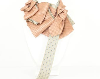 Tie Couture: Strawberry Champagne #121
