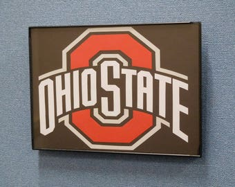 Ohio State Wall Art Hand Made Part 83