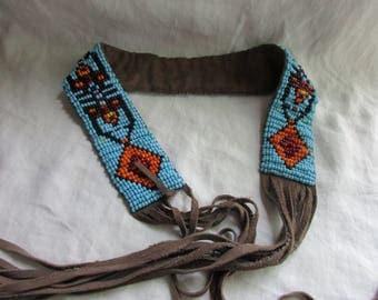 Vintage Native American Indian Belt