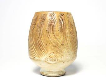 Soda Fired, Yunomi, Stoneware Cup