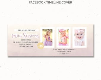Facebook Cover Template For Photographers, Facebook Banner, Facebook Template, Facebook Cover Photo Template, Facebook Cover Photos, fbt07