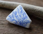 Holly Sea Pottery Fragment / Genuine Scottish Sea Pottery