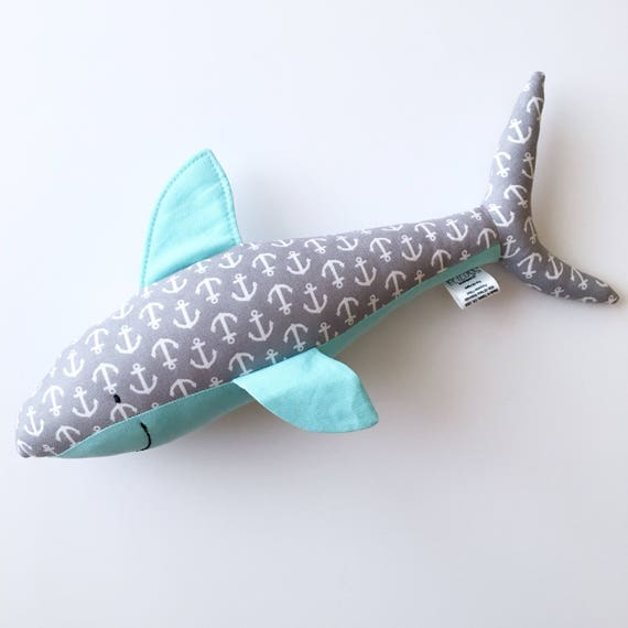 Handmade Shark Softie