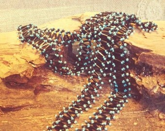 Handcrafted Native American Necklace