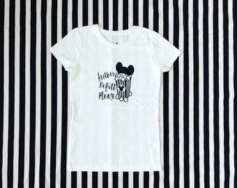 Another Refill Please Youth Tee