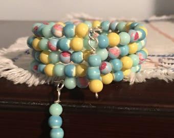Easter/Spring Bracelet
