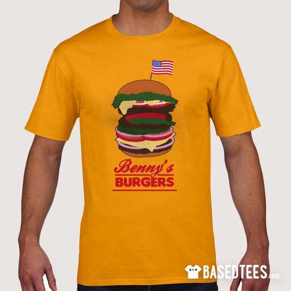 Eleven Burgers T-Shirt (kids and adults sizes)