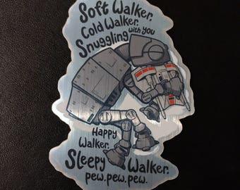 Star Wars Stickers Etsy - Star wars custom die cut stickers