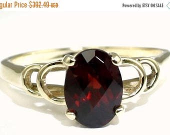 On Sale, 30% Off, Mozambique Garnet, 14KY Gold Ring, R300
