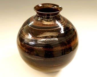 Extra large vase, large ceramic vase, large pottery vase, handmade vase, high fired