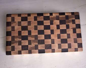 Checkerboard Cutting Board