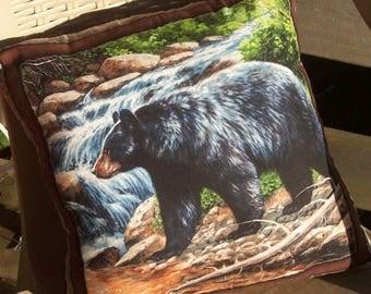 Big BLACK BEAR Pillow 19.99