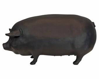 Hollow Pig Chalkboard Home Decor Farm Style Terra Cotta Adoreable Kitchen Idea